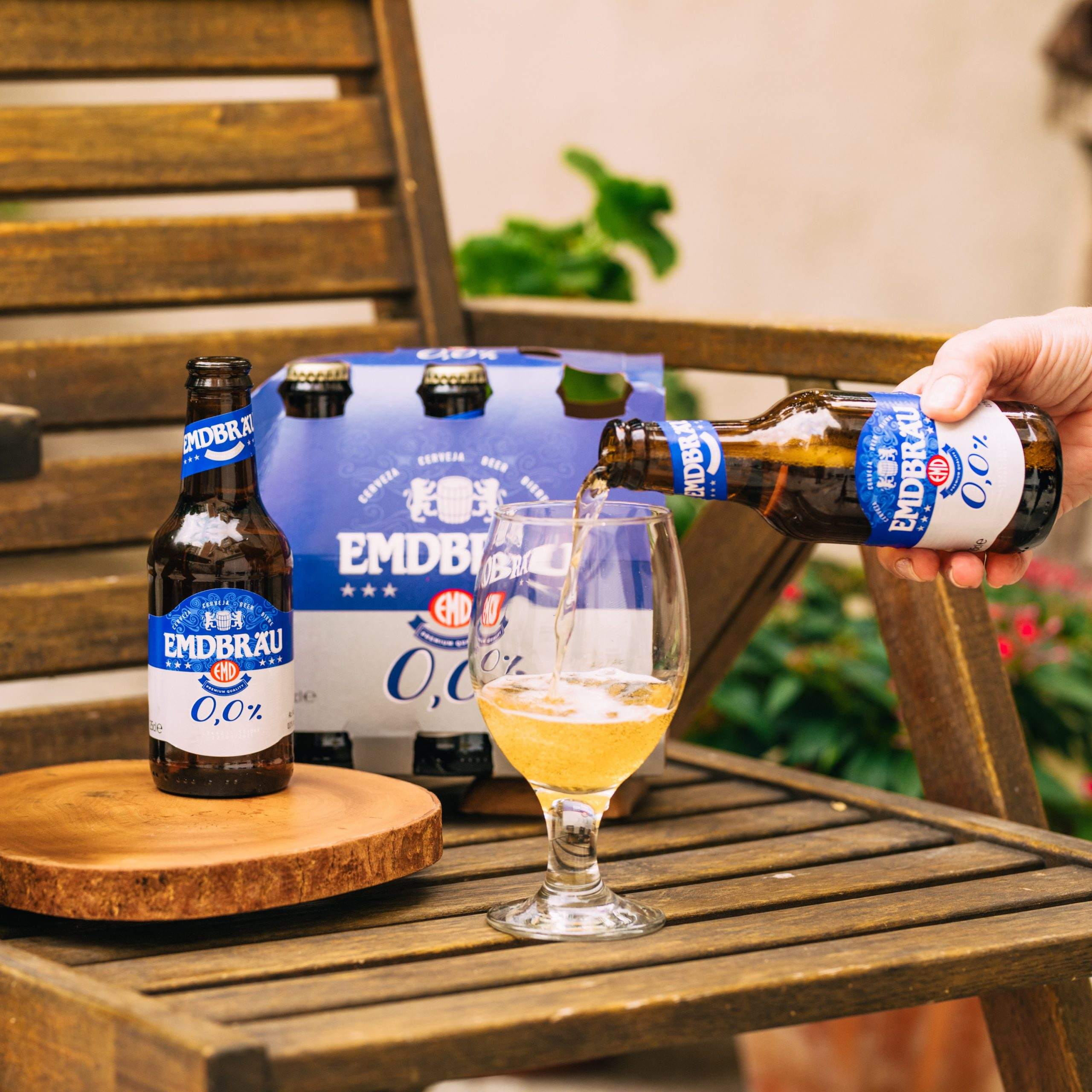 Cerveza Emdbrau
