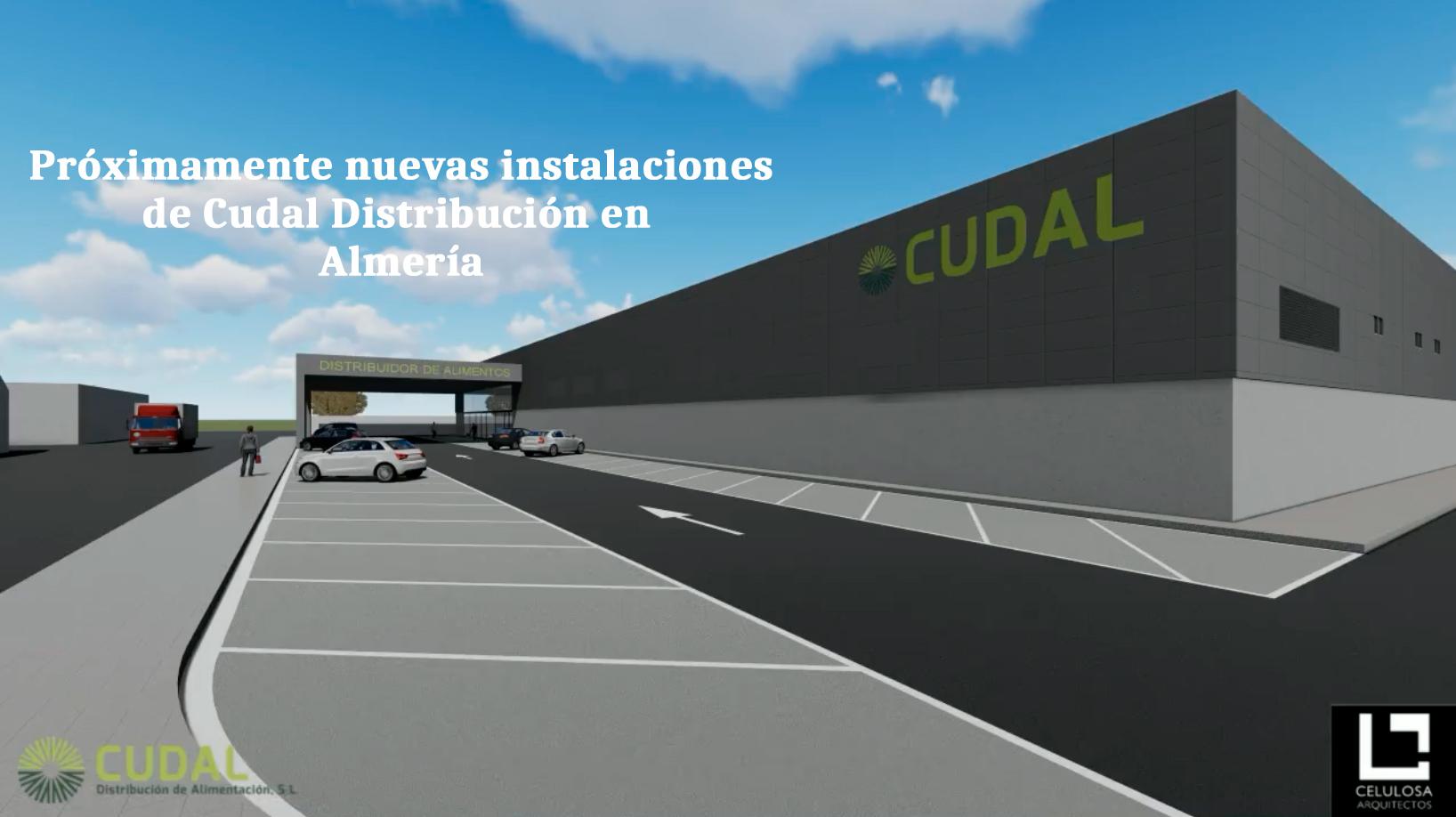 Ampliación Centro de Distribución Almería.